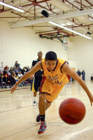 San Joaquin Delta College: The Game -- 01/08/10 FINAL SCORE = 58-69L