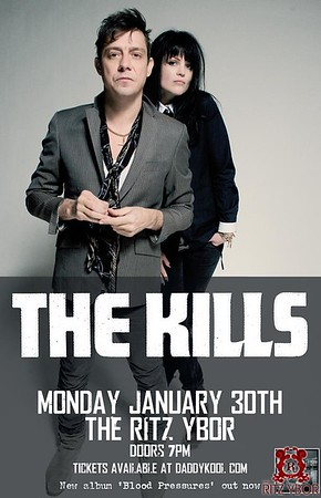 The Kills January 30, 2012
