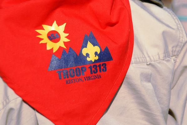 6.12 Troop 1313_CampFreedom