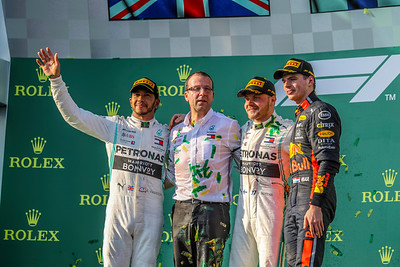 Australian Formula One Grand Prix - Event Wrap and Results.