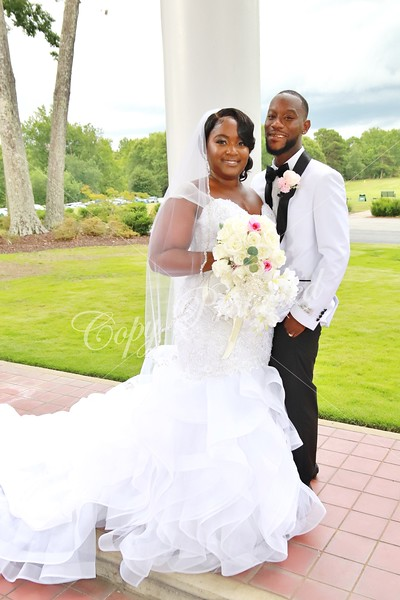Paquita and Sakia Wedding
