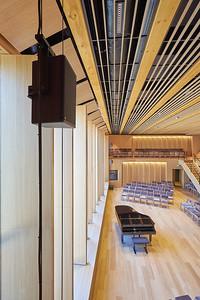 Queen Elisabeth Music Chapel