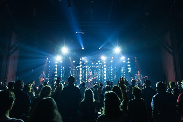 Worship Services with Lincoln Brewster - October 11 & 14, 2018