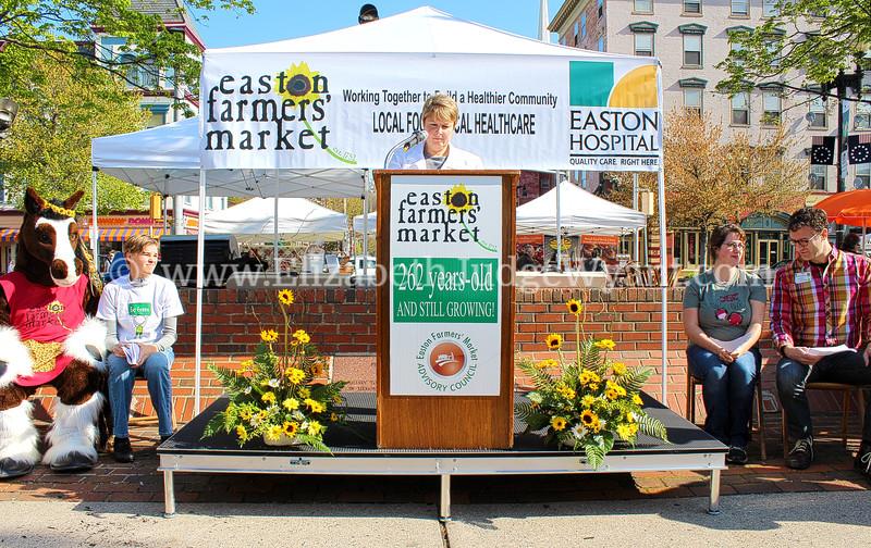 Easton Farmers' Market - Grand Opening, Saturday 5/3/2014