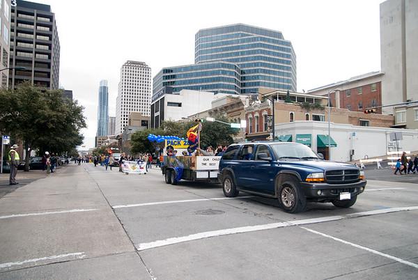 2012 Boy Scout Parade