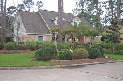 2009 04-17 The yard before rock work