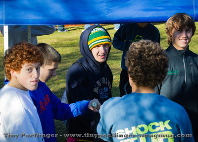 2013 Aquinas X-Country at BRF Sectionals