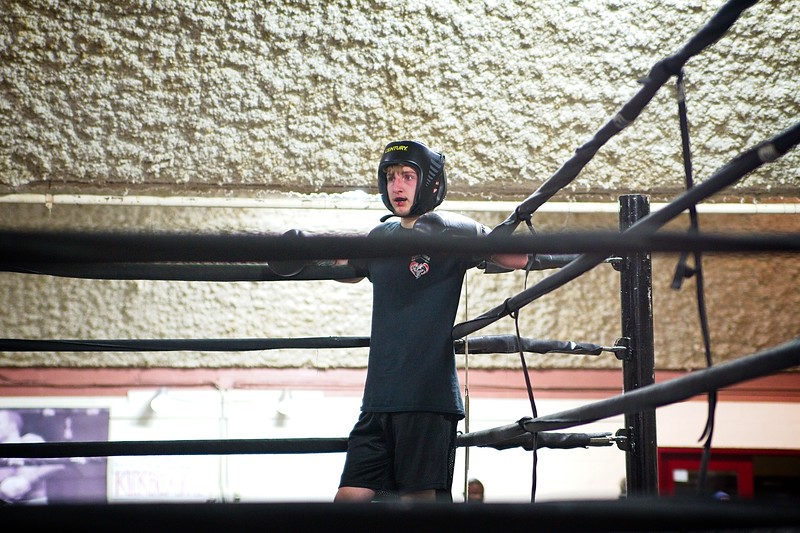 Tali - Tora Tora Kickboxing