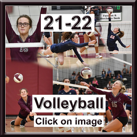 21-22 Volleyball