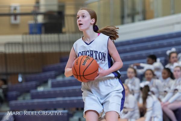 Broughtongirls JV basketball vs Millbrook. February 14, 2019. 750_6943