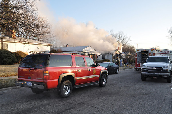 Pontiac Fatal house Fire 1-11-12