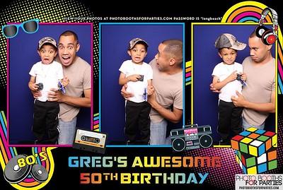 Greg's 50th Birthday