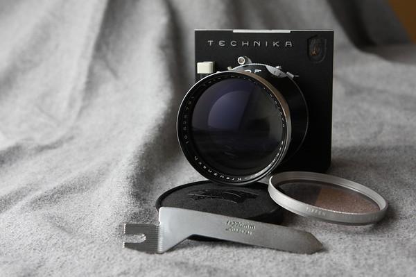 Linhof - Schneider-Kreuznach 270 mm Lens