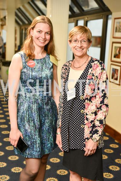 Aquene Freechild, Angela Bradbery, Public Citizen's Gala, National Press Club, April 24, 2018-6434.JPG