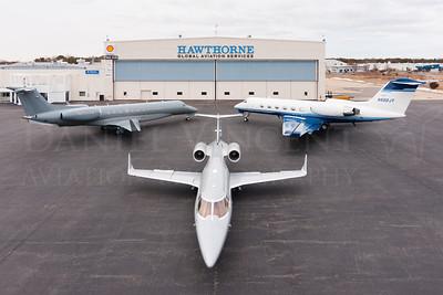 Hawthorne Aviation Hangar