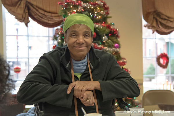 Salem Senior Village Christmas Party 2016