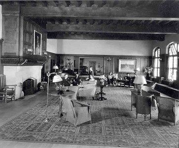 Bemis interior after 1936 remodel