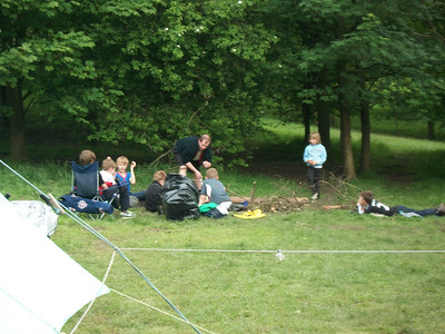 2011-05-21 Camp at Gradbach