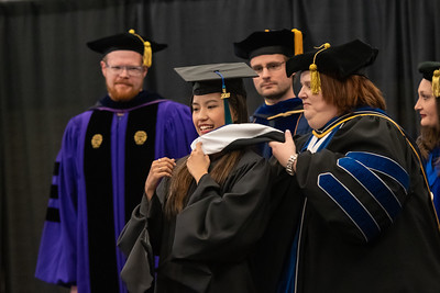 051118 College of Liberal Arts Hooding Ceremony