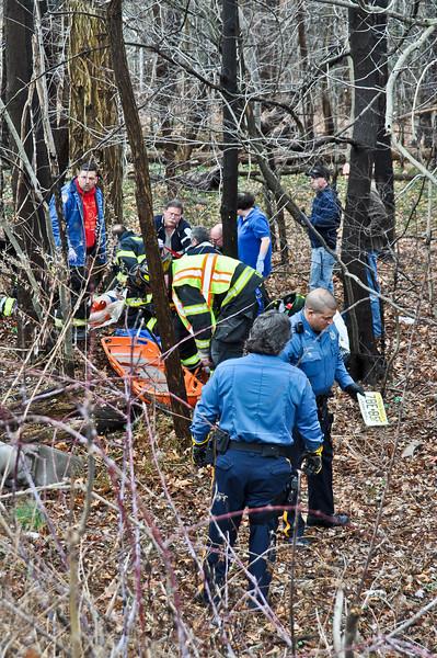 3-3-12 Waldwick, NJ Motor Vehicle Accident: Route 17 at Sheridan Avenue