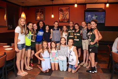 3 June 2014 - Pizza Get Together