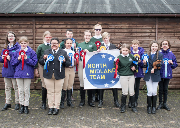 North Midlands RDA Regional Showjumping Qualifier