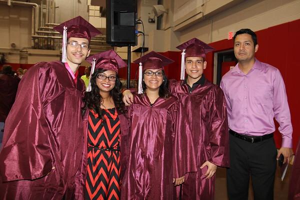 2015 REL HS Graduation Ceremony