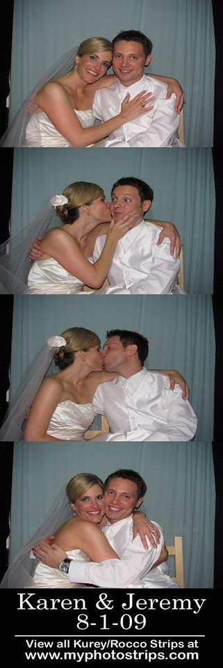 Karen & Jeremy (8-1-2009)