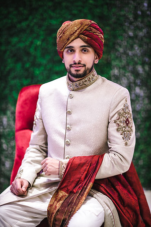 Hamad's Wedding
