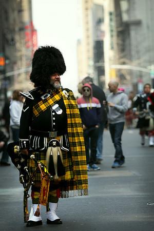 Tartan parade 2011