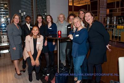 010zakenvrouwen hosted door Hilton Rotterdam