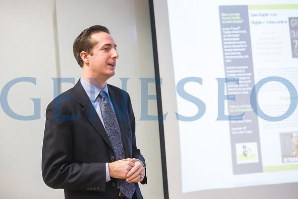 School of Business Internship Presentations