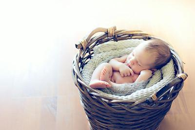 Adam Bedell Newborn