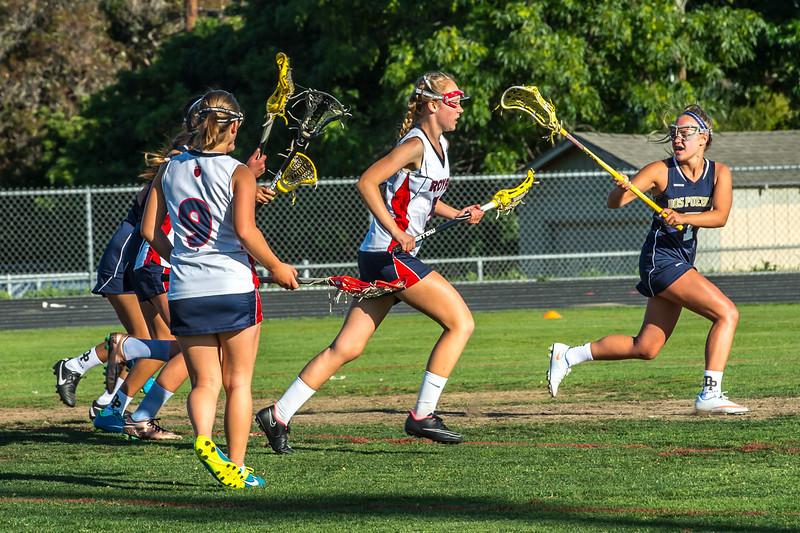 Dos Pueblos High School Junior Lacrosse