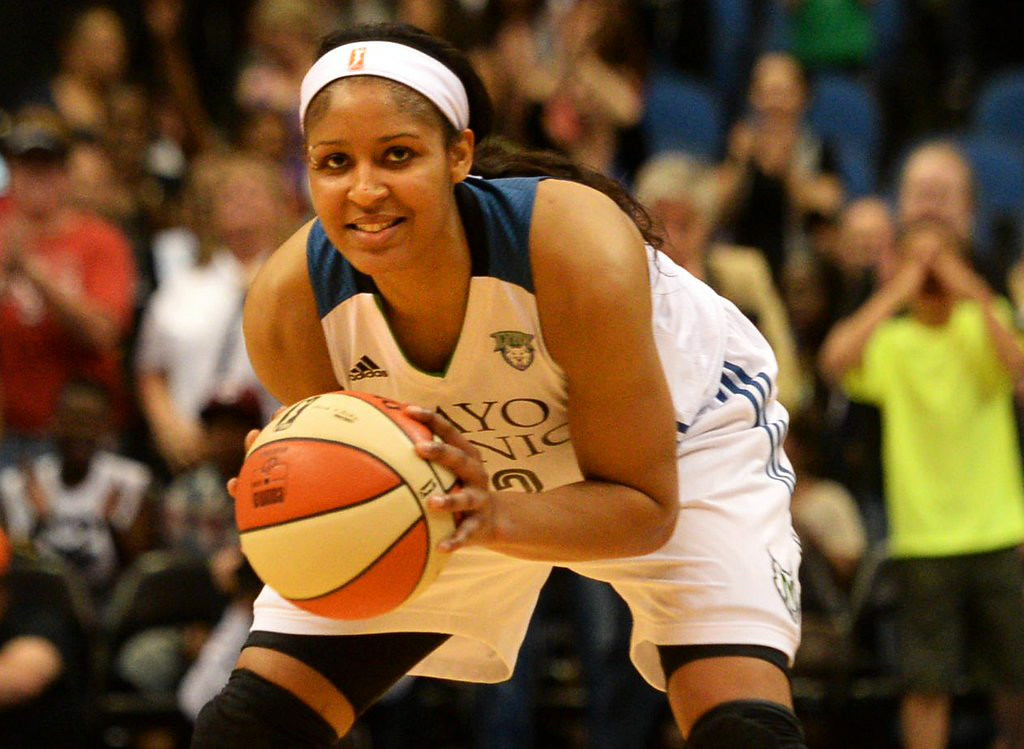 ". 1. MAYA MOORE <p>The best basketball player in Minnesota � for the foreseeable future. (unranked) </p><p><b><a href=""http://www.twincities.com/sports/ci_26197002/timberwolves-kevin-love-lots-moving-parts-but-still\"" target=\""_blank\""> LINK </a></b> </p><p>   (Pioneer Press: John Autey)</p>"