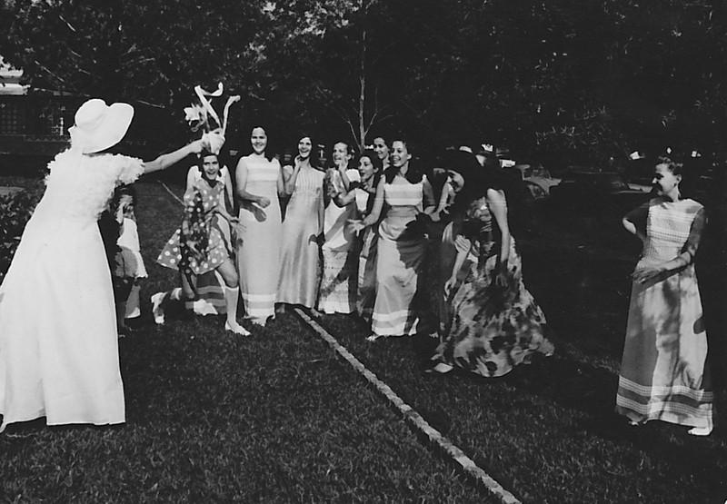 Lukapa. 24/9/1972. NANY TAVARES E TOZÉ LOURENÇO