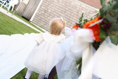 Wedding Ceremony at the Dennis Inn, Dennis