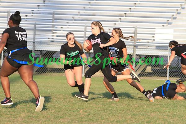 Suwannee High School Powder Puff Football