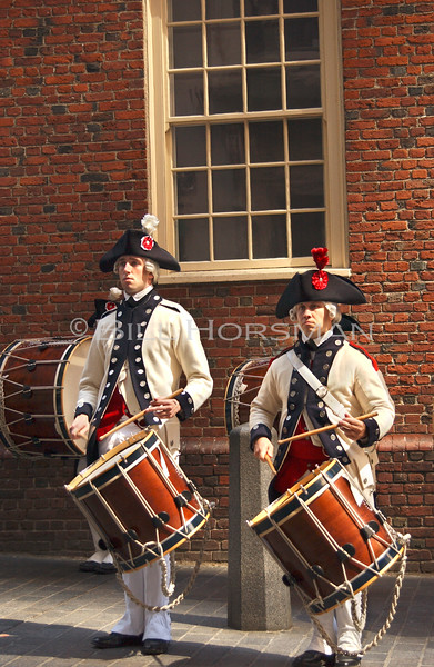 Freedom Trail - North End - Quincy Market