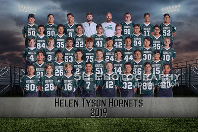 Tyson Middle School Football