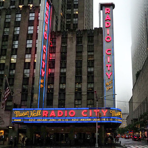 Rainy Midtown