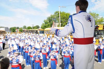 Claremont Parade 2012