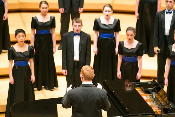 5. Lexington Christian Academy Chamber Choir
