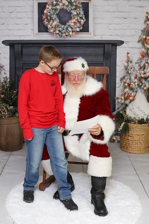 Moles Santa Mini 2019