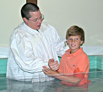 Meeks' Baptism