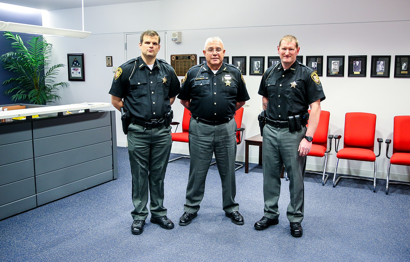 Cuyahoga County Sheriff's Department New Depuies Spring