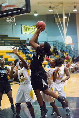 2015 - 16 Girls Basketball