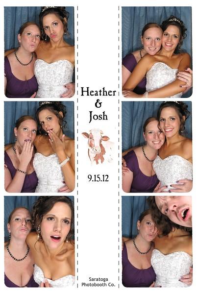 Heather & Josh