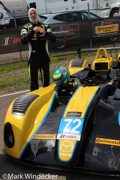 MPC Tazio Ottis JDC Motorsports
