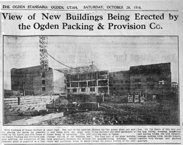 Ogden Packing & Provision Co.